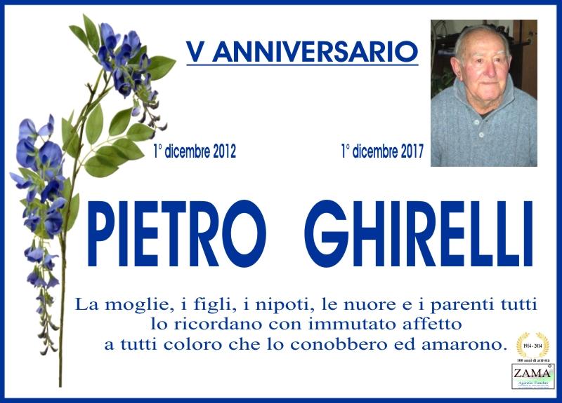 Pietro Ghirelli