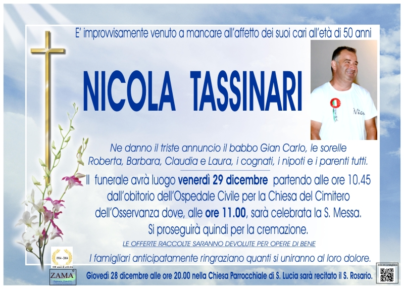 Nicola Tassinari
